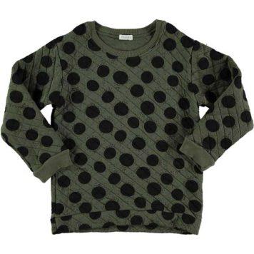 Picnik Sweatshirt Grid