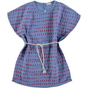Picnik Tunic Dress Squares