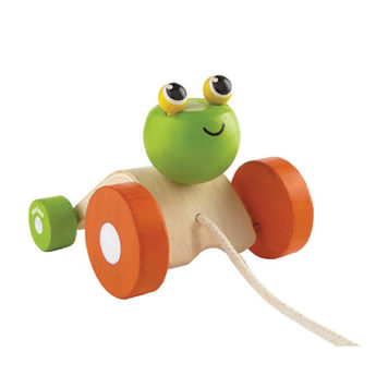 Plan Toys trekdier Kikker