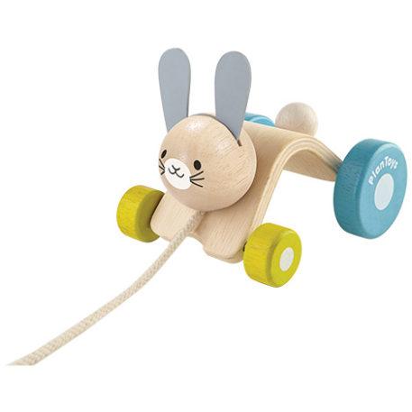 Plan Toys trekdier Konijn