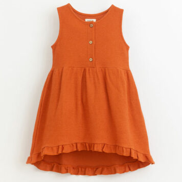 Play Up Dress Interlock Rust