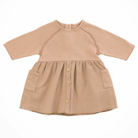 Play Up Dress Mixed Dress Jatoba