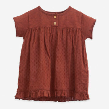 Play Up Dress with Buttons Farm
