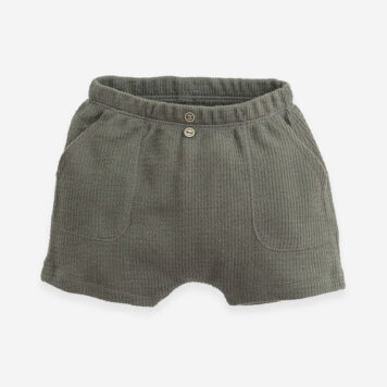 Play Up Interlock Shorts Cocoon