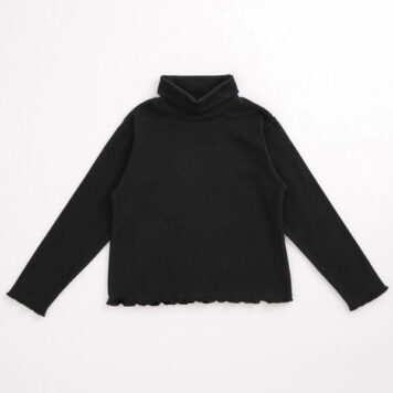 Play Up Longsleeve Col Black