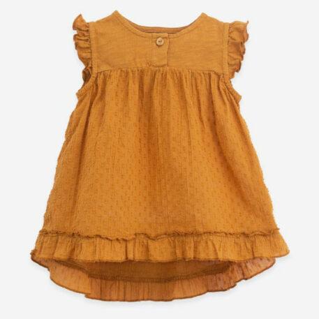 Play Up Mixed Dress Hazel