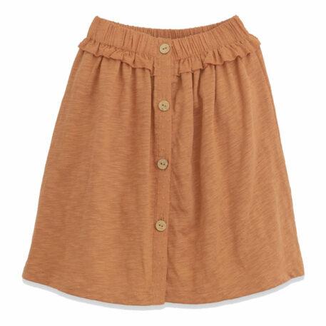 Play Up Mixed Skirt Buttons Raquel