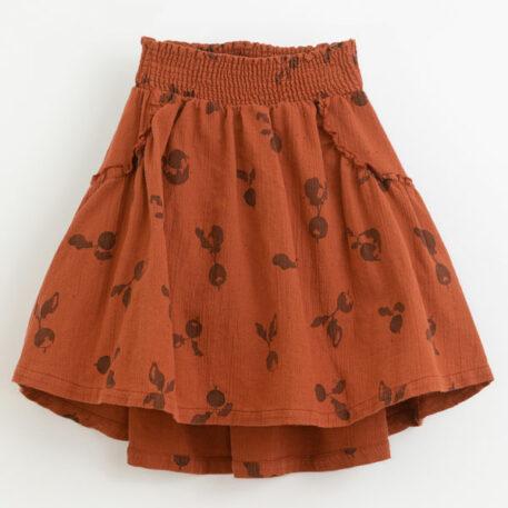 Play Up Mixed Skirt Radish Farm