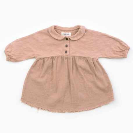 Play Up Mixed Tunic Colar Jatoba