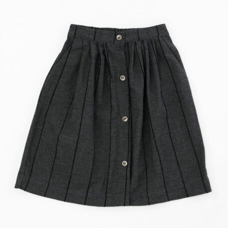 Play Up Skirt Recycled Woven Button
