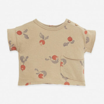 Play Up T-shirt Radish João