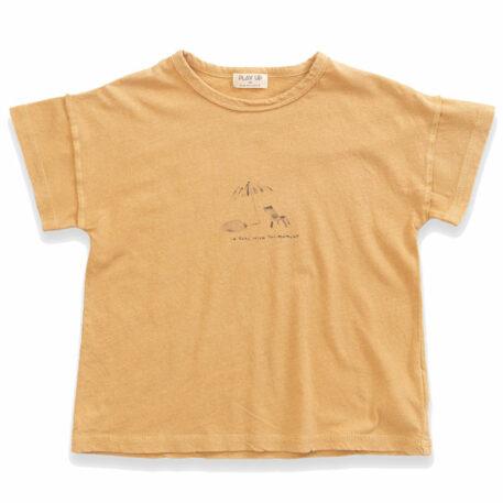 Play Up T-shirt Raffia