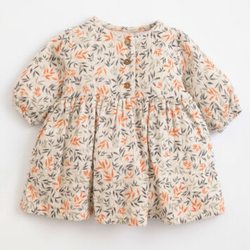 Play Up Woven Dress Branches