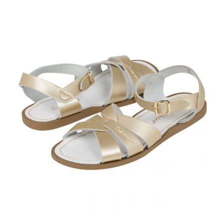 Salt Water Sandal Original Gold