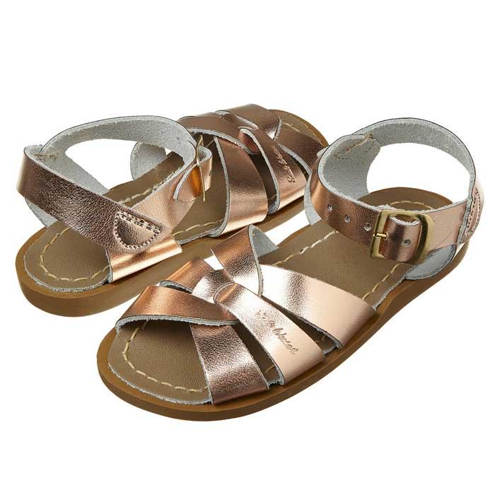 0e87d28b231 Salt Water Sandal Original Rose Gold - Kaat Co