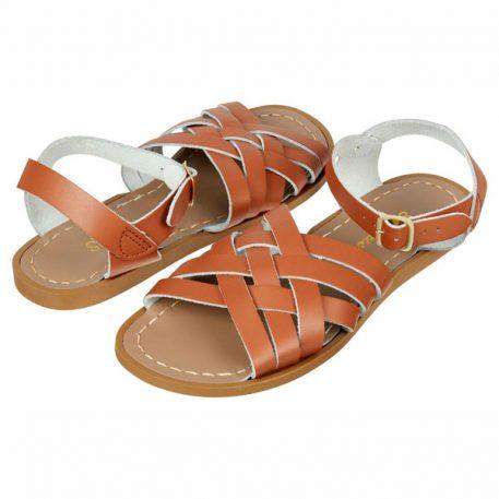 Salt Water Sandal Retro Tan