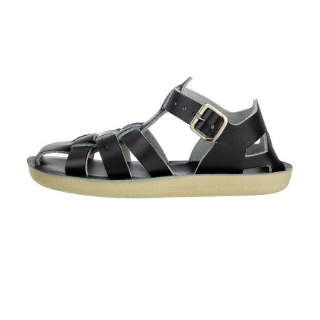 Salt Water Sandal Shark Black