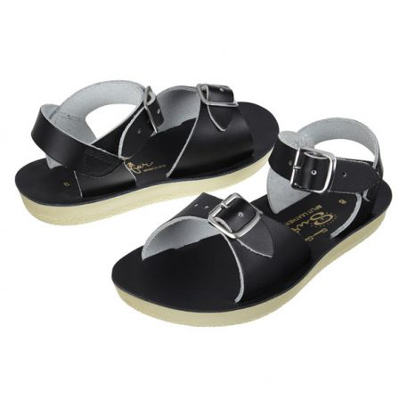 Salt Water Sandal Surfer Black
