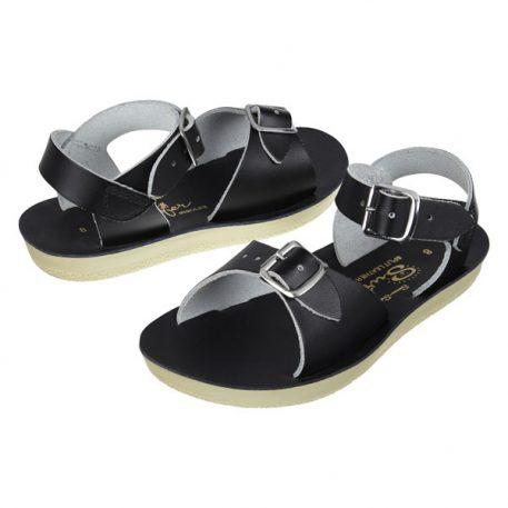 Salt Water Sandal Surfer Black