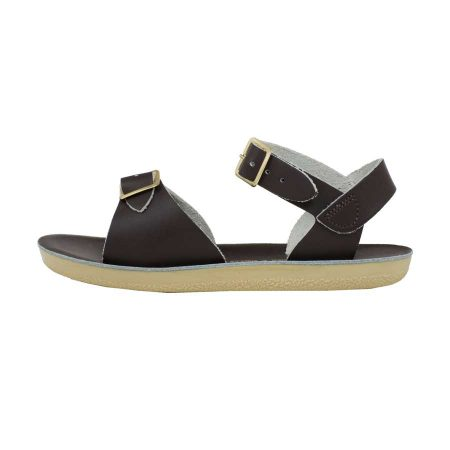 Salt Water Sandal Surfer Brown