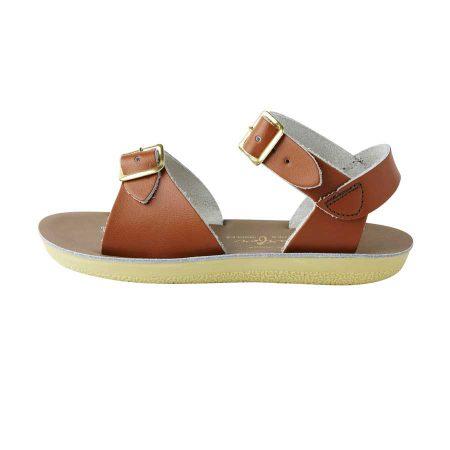 Salt Water Sandal Surfer Tan