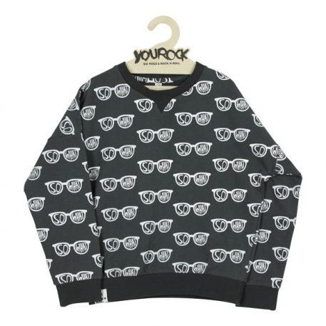 Six Hugs & Rock 'n Roll Sweater So What