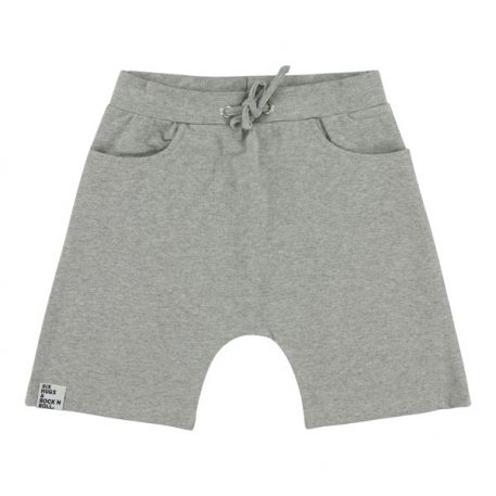 Six Hugs & Rock 'n Roll Baggy Shorts Grey
