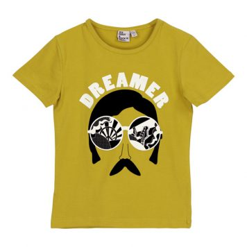 Six Hugs & Rock 'n Roll T-shirt Dreamer