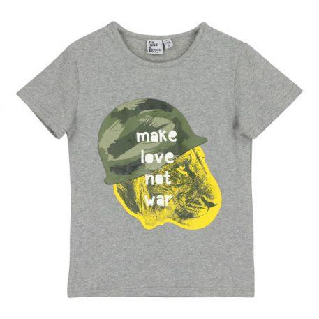 Six Hugs & Rock 'n Roll T-shirt Make Love Not War
