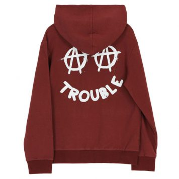 Six Hugs & Rock'n Roll Hoodie Trouble