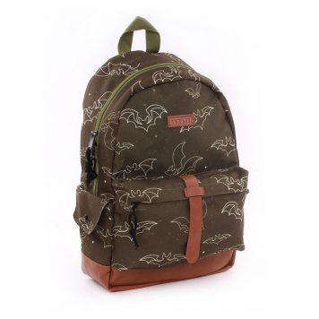Skooter Rugzak Wild Ones Green