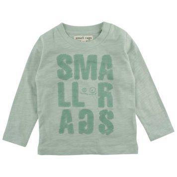 Small Rags Eddy longsleeve Aqua Grey