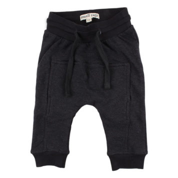 Small Rags Felix Pants Dark Grey
