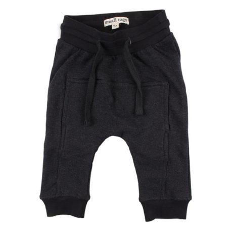 Small Rags Felix Pants Dark Grey