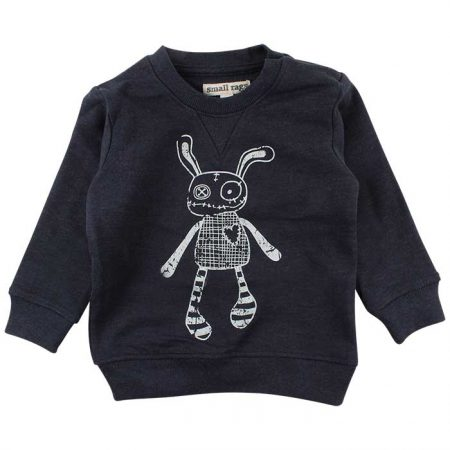 Small Rags Felix sweater Outer Space