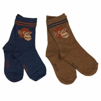 Someone Feet Kousen Monkey Set van 2 Paar