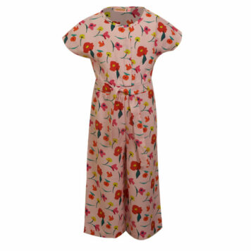Someone Jumpsuit Fiore Soft Pink