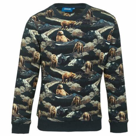 Someone Sweater Hike Navy