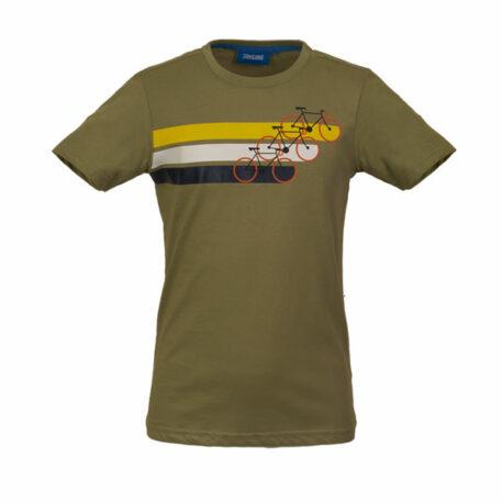 Someone T-Shirt Cycle Light Khaki