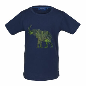 Someone T-Shirt Kenya Dark Blue