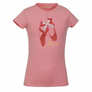 Someone T-shirt Caroline Ballet Pink