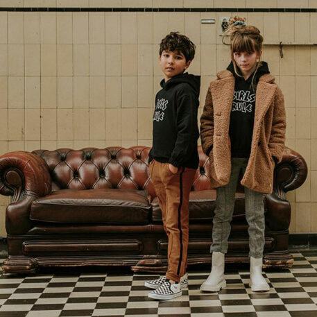 Sproet & Sprout Hoodie Sweatshirt Boys Rule