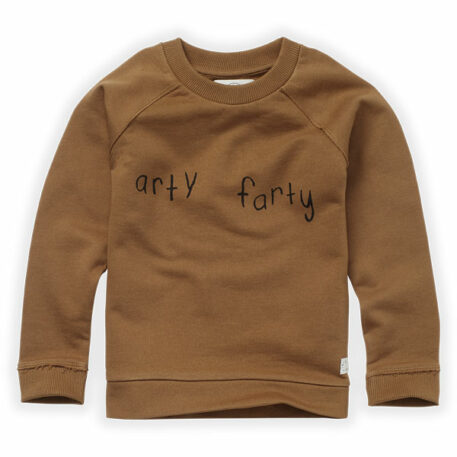 Sproet & Sprout Sweatshirt Arty Farty
