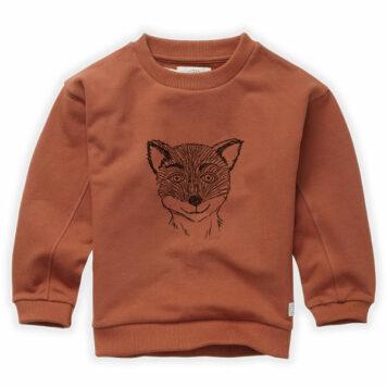 Sproet & Sprout Sweatshirt Mr. Fox