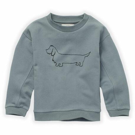 Sproet & Sprout Sweatshirt Sausage Dog