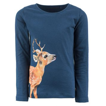 Stones&Bones Longsleeve Blissed Fairy Deer