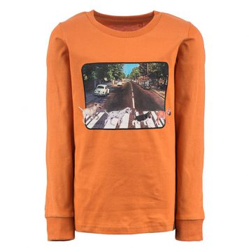 Stones&Bones Longsleeve Tougher Abbey Road