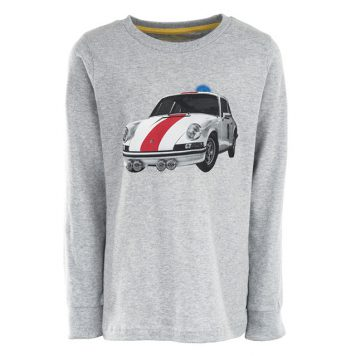 Stones&Bones Longsleeve Tougher Police Car