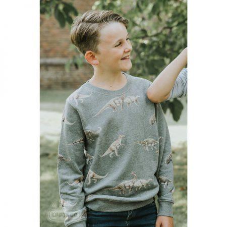 Stones&Bones Sweater Dino