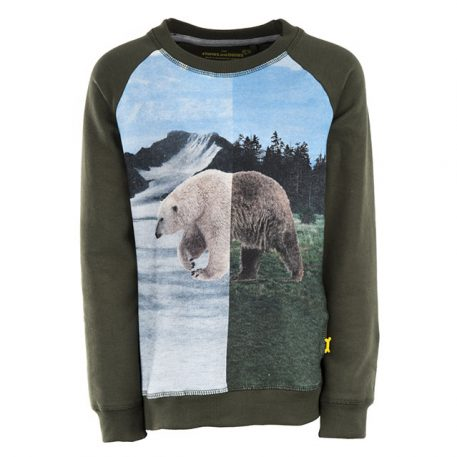 Stones&Bones Sweater Elliott Duo Bear